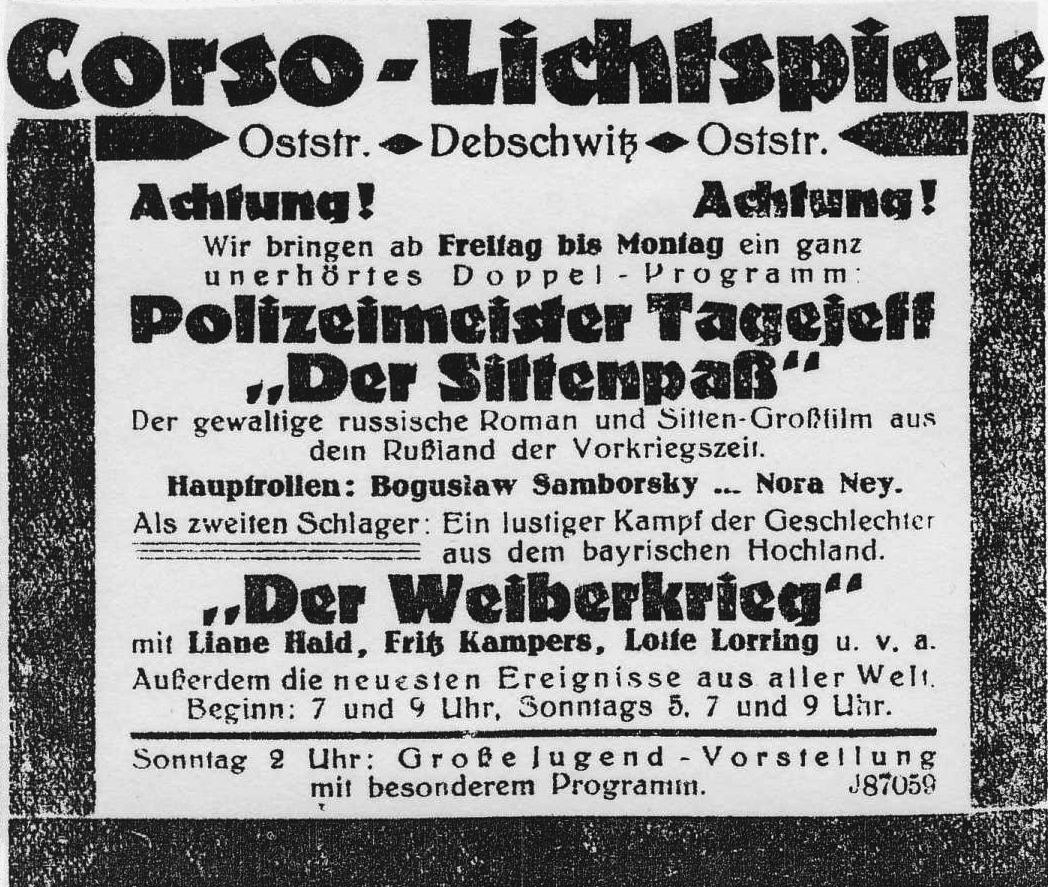 ermittlung der versicherungssumme 1914