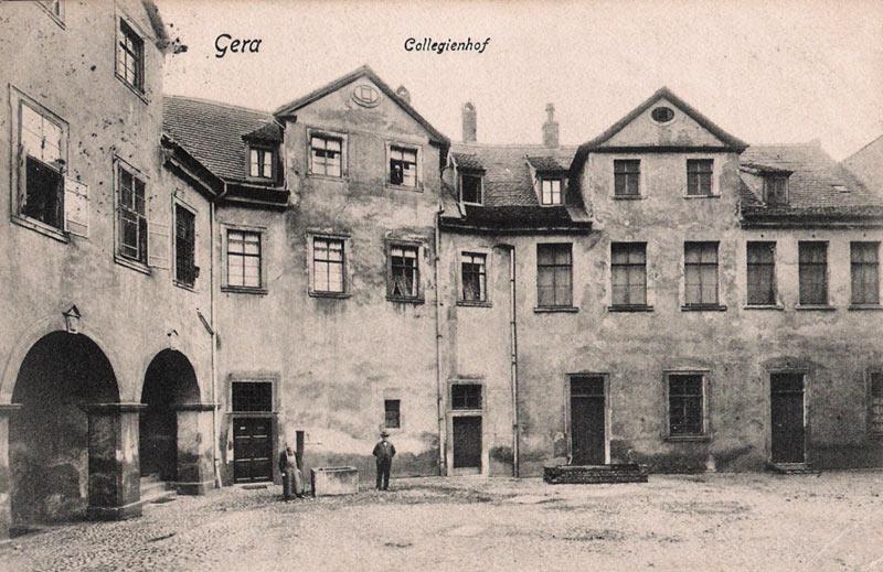 weißendorf bei triebes zimmermann